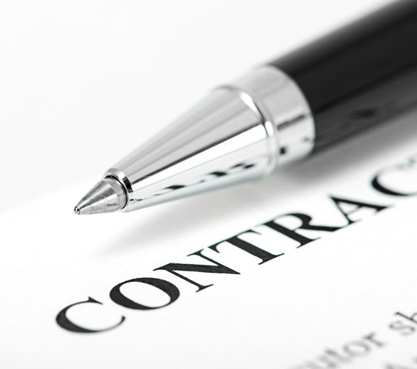 contracts for business