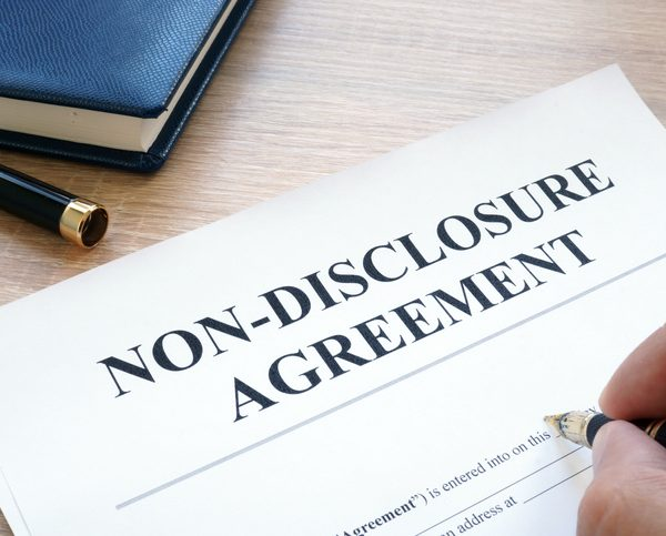 disclose agreement