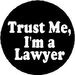 trust a lawyer