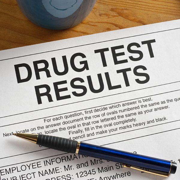 drug test