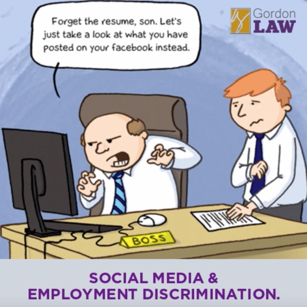 Social Media Employment Discrimination